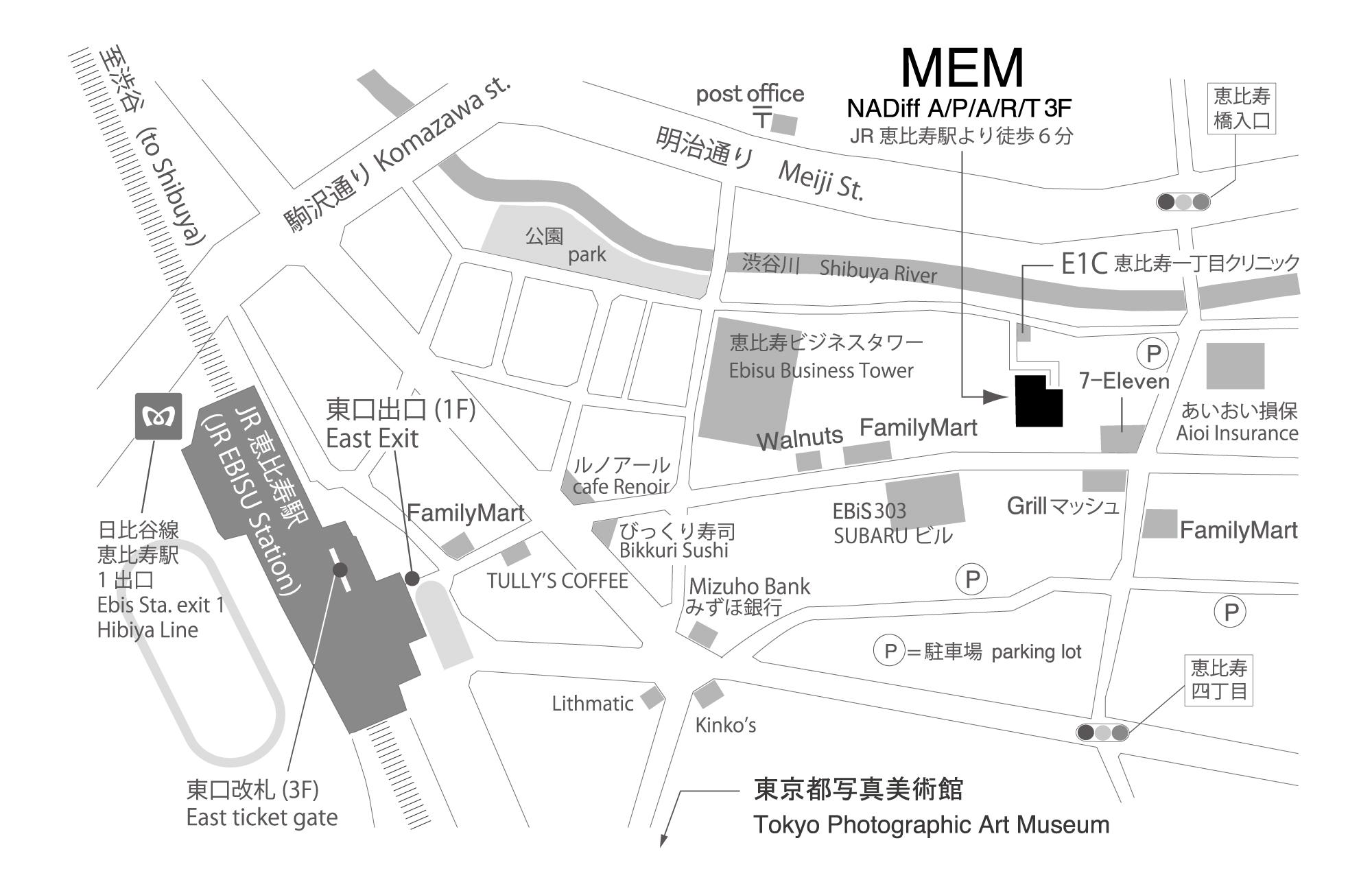 MEMmap